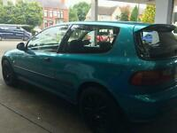 Honda Civic 1.5 £1100
