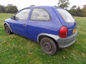 Vauxhall Corsa B 1.7D 3 Door Hatchback