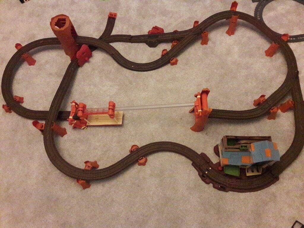 Thomas the Tank Trackmaster Track