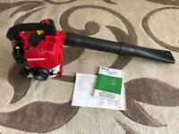 Honda HHB25 4-Stroke Petrol Leaf Blower | 2017 Model | Manual + Original Box