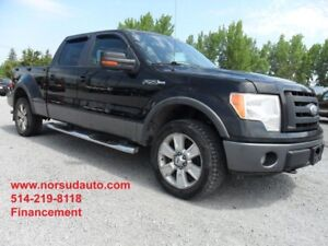 2009 Ford F-150 XLT/FX4