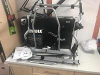 Thule 9105, brand new, bike rack clip-on high 2 bike rack