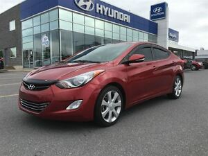 2013 Hyundai Elantra Limited *Leather-Heated Seats*