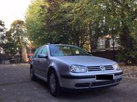 VW Volkswagen Golf Estate 1.9TDi Silver Diesel