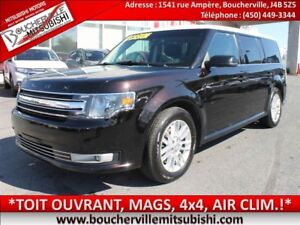 2013 Ford Flex SEL*AWD, TOIT OUVRANT PANORAMIQUE*