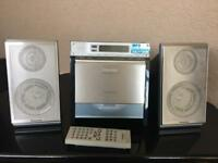 Audio/CD player