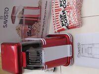 New popcorn maker