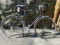 Classic men's bicycle
