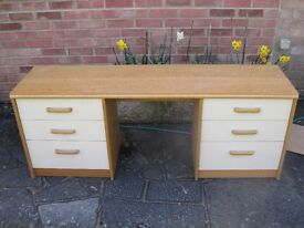 Dressing table made by Stag