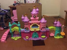 Toot - toot friends enchanted princess palace