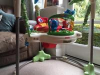 Jumperoo - Fisher-Price Rainforest