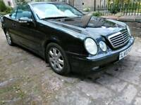 2003 Mercedes CLK 200 Convertible