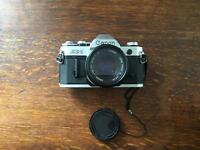 Canon AE-1 with 50mm 1.8 lens. Wonderful condition!