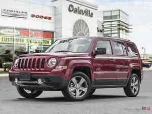 2016 Jeep Patriot HIGH ALTITUDE | HEATED LEATHER | SUNROOF |