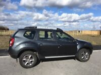 Dacia Duster Laureate RARE LEATHER SEATS FULLY LOADED WITH EXTRAS