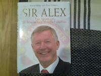Sir Alex, The story of 20 remarkable years at United