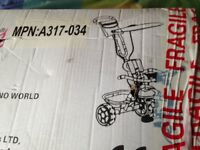 Kids 4 in 1 trike brand new still in box 📦 £50 Ono can deliver for fuel money