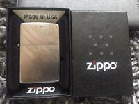Zippo Brand new & Boxed £13