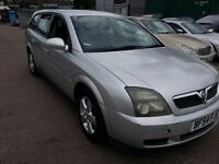 VAUXHALL VECTRA 1.8I ENERGY ESTATE 1 FORMER KEEPER 54 REG