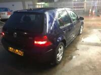 VW Golf MK4 1.8 20V GTi Blue 5-dr 12 MONTHS MOT, new clutch, SERVICE HISTORY £750
