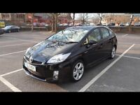 Uk Model 1owner Toyota Prius t Spirit ftsh quick sale ready to driver pco ready excellent condition