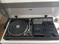 Hitachi SDT-400 Vintage HiFi