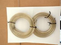 Cambridge Audio Ultra 100 Speaker Cable 2 X 2 Metres Good Condition.