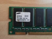 Samsung SDRAM 256MB PC 133Mhz
