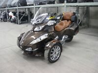 2013 Can-Am Spyder RT LTD -