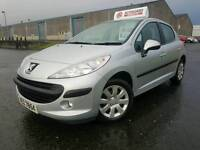 2009 Peugeot 207 S 1.6 Hdi (5 DOOR) FSH! Full Years MOT! £30 Per Year Road Tax! 6 Months Warranty