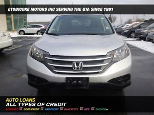2012 Honda CR-V BACK-UP CAM
