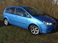 DIESEL - 2008 FORD CMAX - 1 YEARS MOT - AMAZING SERVICE HISTORY