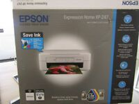 Printer, scanner and copier EPSON XP 247 - Fully Working