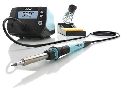 Weller We1010na Digital Soldering Station With 5 Extra Tips- Eta Etb Etc Etd Ets