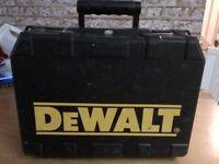 DeWALT PLANER D26500K excellent condition £100