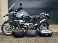 BMW R1150GS. Excellent condition.