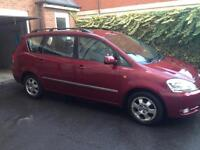 7 seater family car quick sale