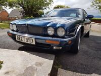 JAGUAR XJR SUPERCHARGED 4.0 LITRE SPORTS SALOON 1994, MOT TO FEBRUARY 18, 3 OWNERS.