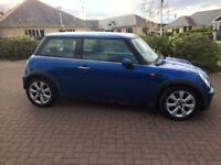 BMW Mini Cooper 2006 1.6 4 months mot good condition inside and out 109,000 miles used daily