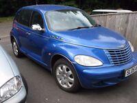 2006 Chrysler PT CRUISER , 2.1 Diesel economical, great condition part x