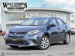 2016 Toyota Corolla LE (CVT) - HEATED SEATS, REAR VIEW CAMERA, B