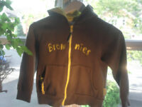 "Brownies hooded top - Chest Size 30""/76cm"