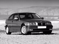 Best One E36 BMW 3 SERIES 316i COMPACT, Only 45k Miles, 2 Owners, 1 Year MOT