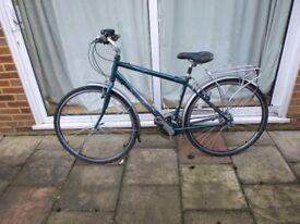 gents raleigh bicycle