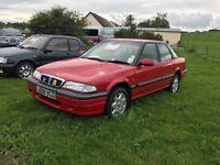 Rover 414 Si classic