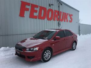 2011 Mitsubishi Lancer SportBack Package ***2 Year Warranty Avai