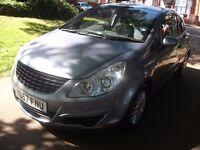 Vauxhall Corsa 1.2 i 16v Life 3dr NEW MOT + CHEAP INSURE & TAX 2007 (57 reg), Hatchback