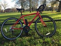 Frog road bike 70 red