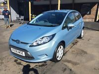 Ford Fiesta 5dr low mileage