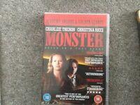 Monster DVD - Academy Award winner - only £1